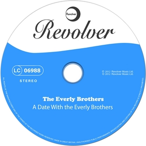 EVERLY BROTHERS, The - A Date With The Everly Brothers