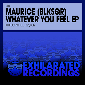MAURICE BLKSQR - Whatever You Feel EP