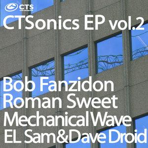 FANZIDON, Bob/ROMAN SWEET/MECHANICAL WAVE/EL SAM/DAVE DROID - CTSonics EP Vol 2