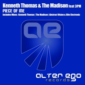 THOMAS, Kenneth/THE MADISON feat 3PM - Piece Of Me
