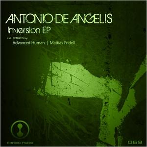 ANTONIO DE ANGELIS - Inversion EP