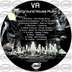 VARIOUS - Underground House Music 001