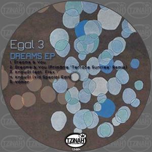 EGAL 3 - Dreams EP