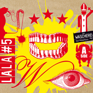 VARIOUS - Die Wascherei: LaLa Vanderia #5