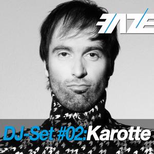 VARIOUS - Faze DJ Set #02: Karotte