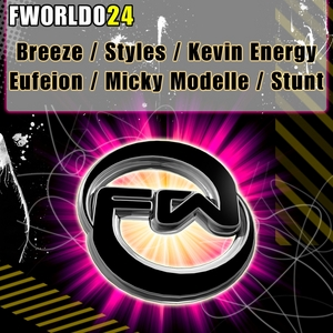 BREEZE/STYLES/KEVIN ENERGY/MICKY MODELLE/EUFEION - Sonic 2010