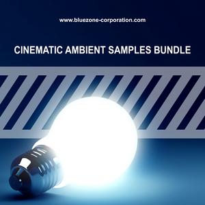 BLUEZONE CORPORATION - Cinematic Ambient Samples Bundle (Sample Pack WAV/AIFF)