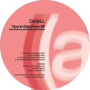 DANIELL - Time In China Town EP