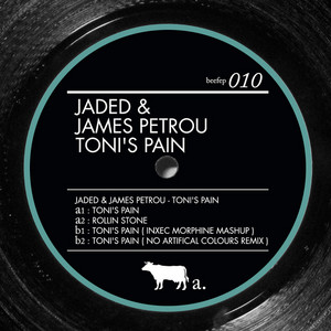 JADED & JAMES PETROU - Toni's Pain