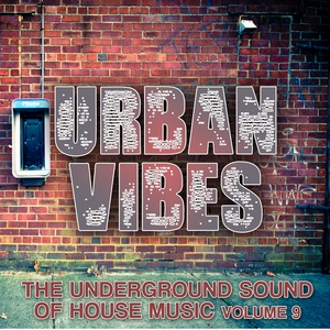 VARIOUS - Urban Vibes (The Underground Sound Of House Music Vol 9)