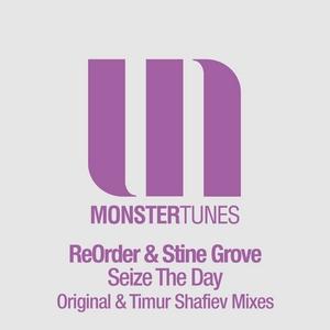 REORDER/STINE GROVE - Seize The Day