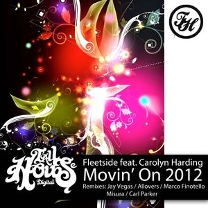 FLEETSIDE feat CAROLYN HARDING - Movin' On 2012