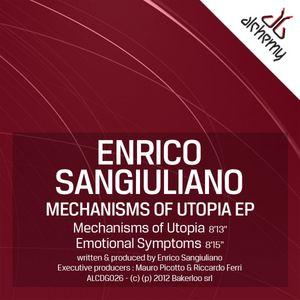 SANGIULIANO, Enrico - Mechanisms Of Utopia EP