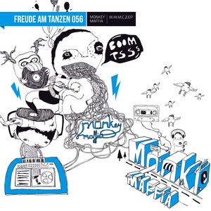MONKEY MAFFIA - MMMC2 EP