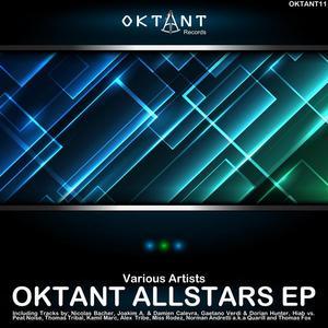 VARIOUS - Oktant Allstars EP