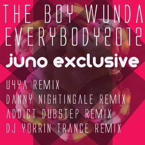 BOY WUNDA, The - Everybody 2012