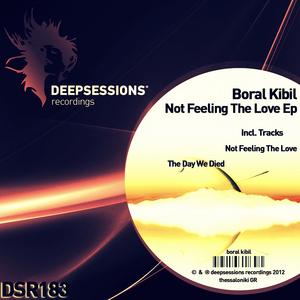 KIBIL, Boral - Not Feeling The Love EP