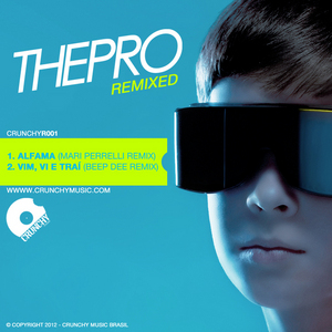 PRO, The - Remixed