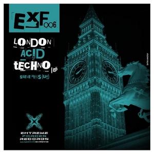 MILLS, Steve - London Acid Techno