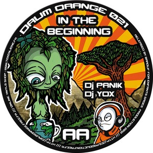DJ PANIK/DJ YOX - Drum Orange 021