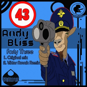 BLISS, Andy - Forty Three