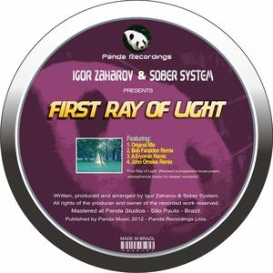 SOBER SYSTEM/IGOR ZAHAROV - First Ray Of Light EP