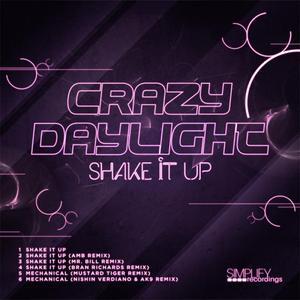 CRAZY DAYLIGHT - Shake It Up