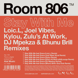 ROOM 806 - Stay With Me Remixes EP