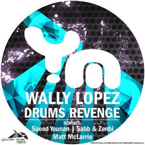 LOPEZ, Wally - Drums Revenge