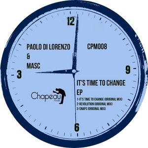 DI LORENZO, Paolo/MASC - It's Time To Change EP