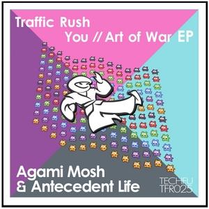 AGAMI MOSH/ANTECEDENT LIFE - Traffic Rush