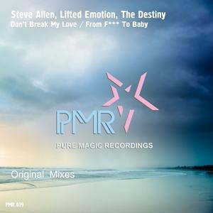 ALLEN, Steve/LIFTED EMOTION/THE DESTINY - Don't Break My Love