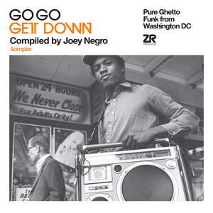NEGRO, Joey/DONALD BANKS/SOUL SEARCHERS/BACKLASH/OSIRIS - GoGo Get Down (compiled by Joey Negro: Album Sampler)