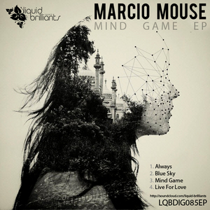 MOUSE, Marcio - Mind Game EP