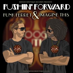 FUNK FERRET/IMAGINE THIS - Pushin' Forward