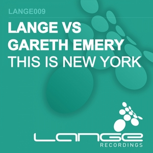 LANGE vs GARETH EMERY - This Is New York