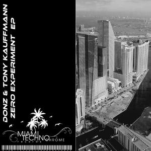 DONZ/TONY KAUFFMANN - Zero Experiment EP