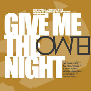ELMO - Give Me The Night