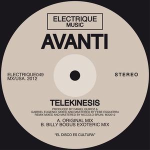 AVANTI - Telekinesis