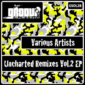 REY, Mark/MARIO MONTERO/HOMMA HONGANJI - Uncharted (remixes Vol 2 EP)