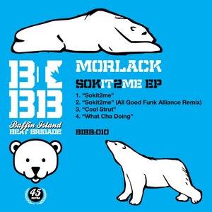 MORLACK - Sokit2me EP