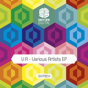 JUSTINO, Alex/WILL CRAWSHAW/CELIC/MAD - Sintope Various Artists EP