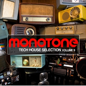 VARIOUS - Monotone, Vol 9 (Tech House Selection)