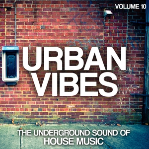 VARIOUS - Urban Vibes (The Underground Sound Of House Music, Vol 10)