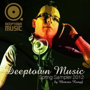 RUMPF, Clemens/VARIOUS - Deeptown Music Spring Sampler 2012 (unmixed tracks)