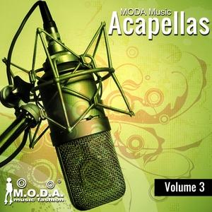 VARIOUS - MODA Music Acapellas Vol 3