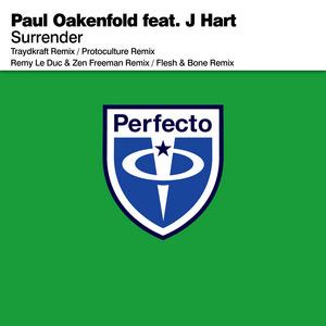 OAKENFOLD, Paul feat J HART - Surrender