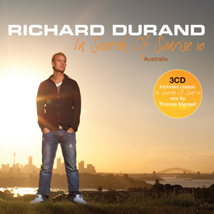 DURAND, Richard/VARIOUS - In Search Of Sunrise 10: Australia (unmixed tracks)