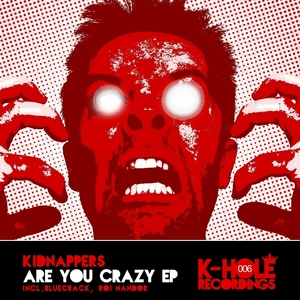 KIDNAPPERS - Are You Crazy