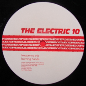 ELECTRIC 10, The - Anything EP